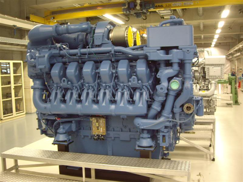 MTU Engines - Quality engineering only expected from the Germans